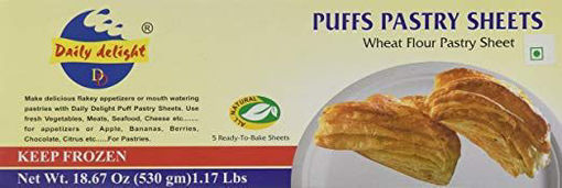 DD PUFF PASTRY SHEETS