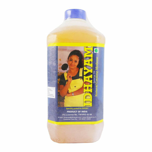 Picture of IDHAYAM SESAME OIL 200ML