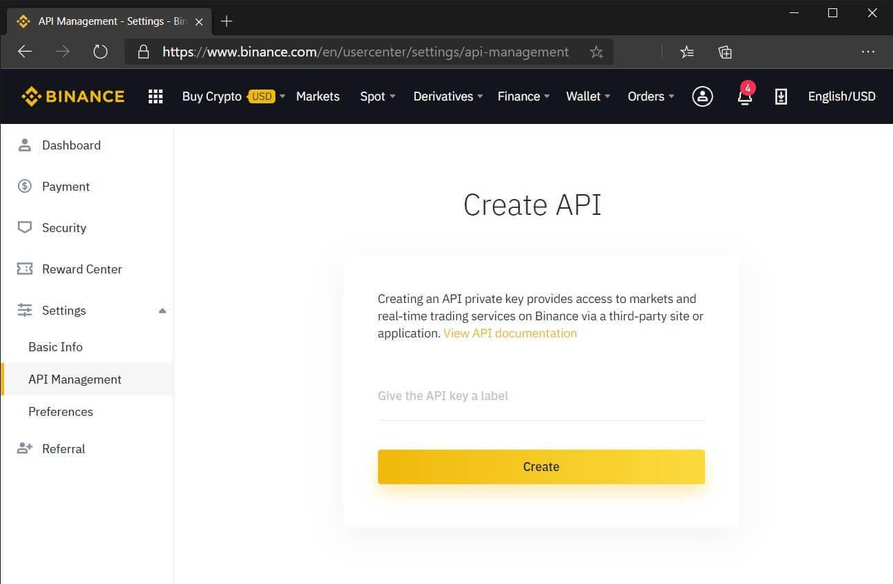 Binance Python API – A Step-by-Step Guide