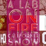 A lab on Fire California Snow Fragrance Review and Score