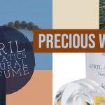 April Aromatics Natural Perfume Review Precious Woods and Score