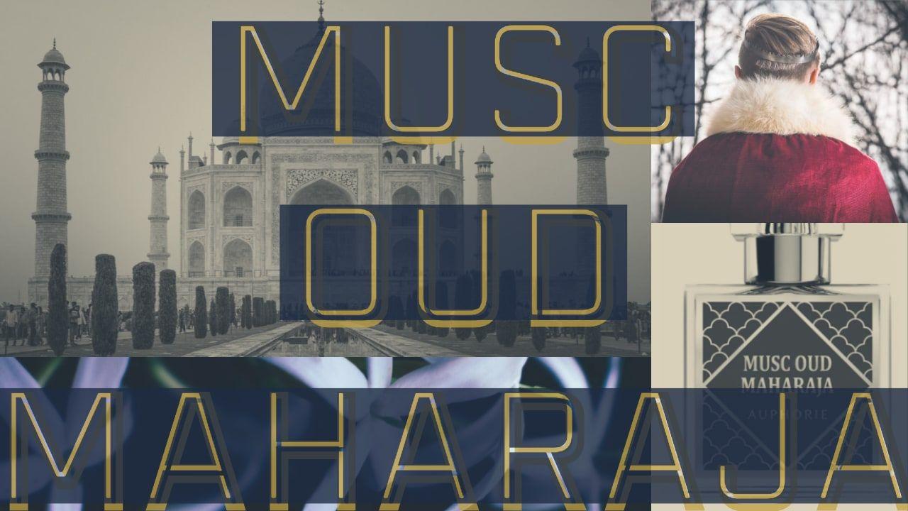 Musc Oud Maharaja