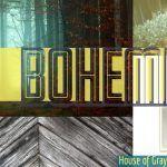 House of Gray Bohemia