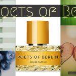 vilhelm parfumerie fragrance review and score Poets of Berlin