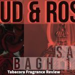 Oud & Rose Tabacora SALIM BAGH 1619 Perfume review and score