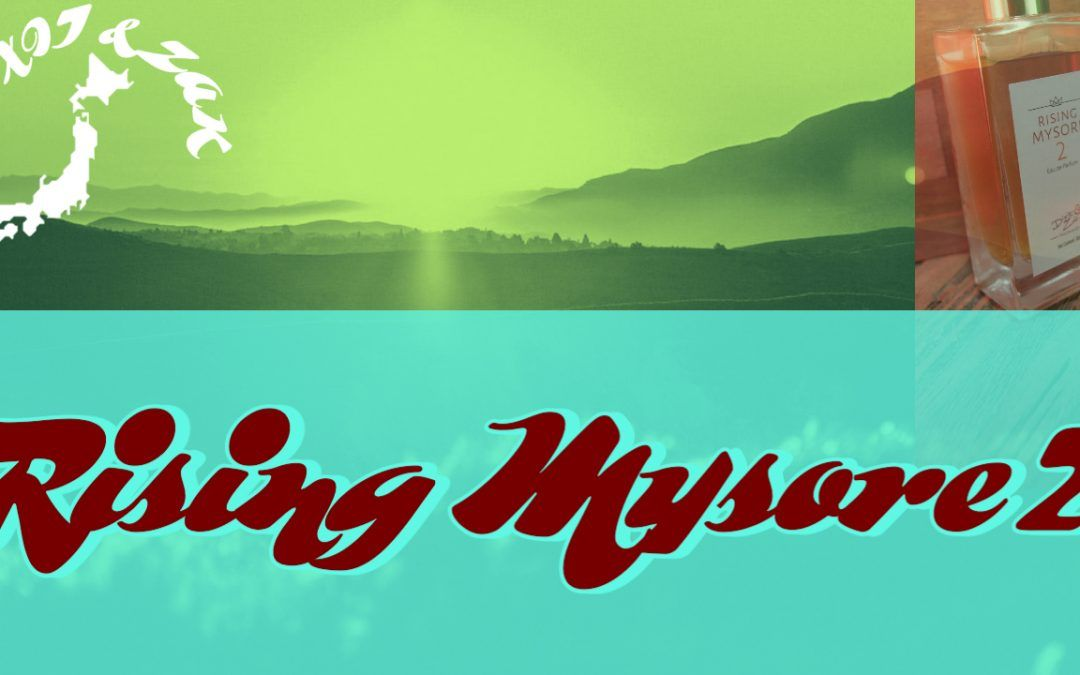 Rising Mysore 2 by Dixit and Zak