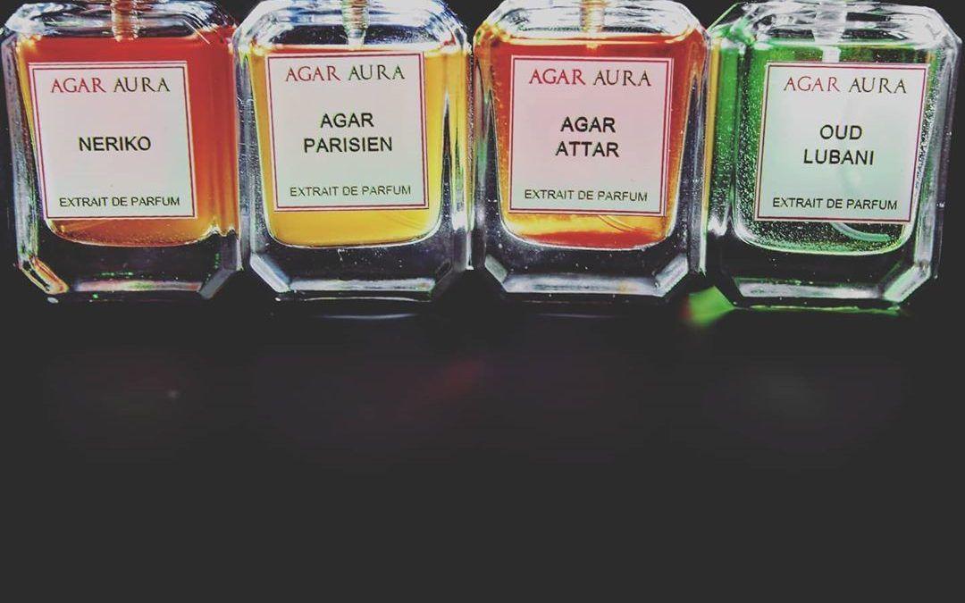 Agar Aura The Second collection