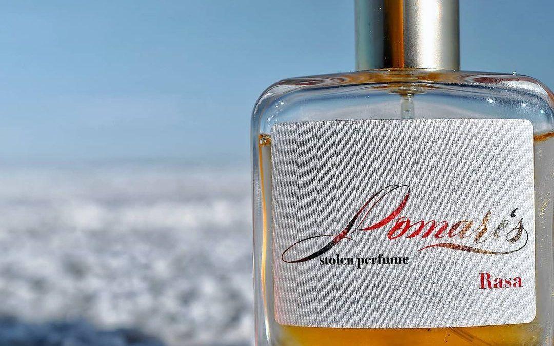 Pomares Stolen Perfume Rasa