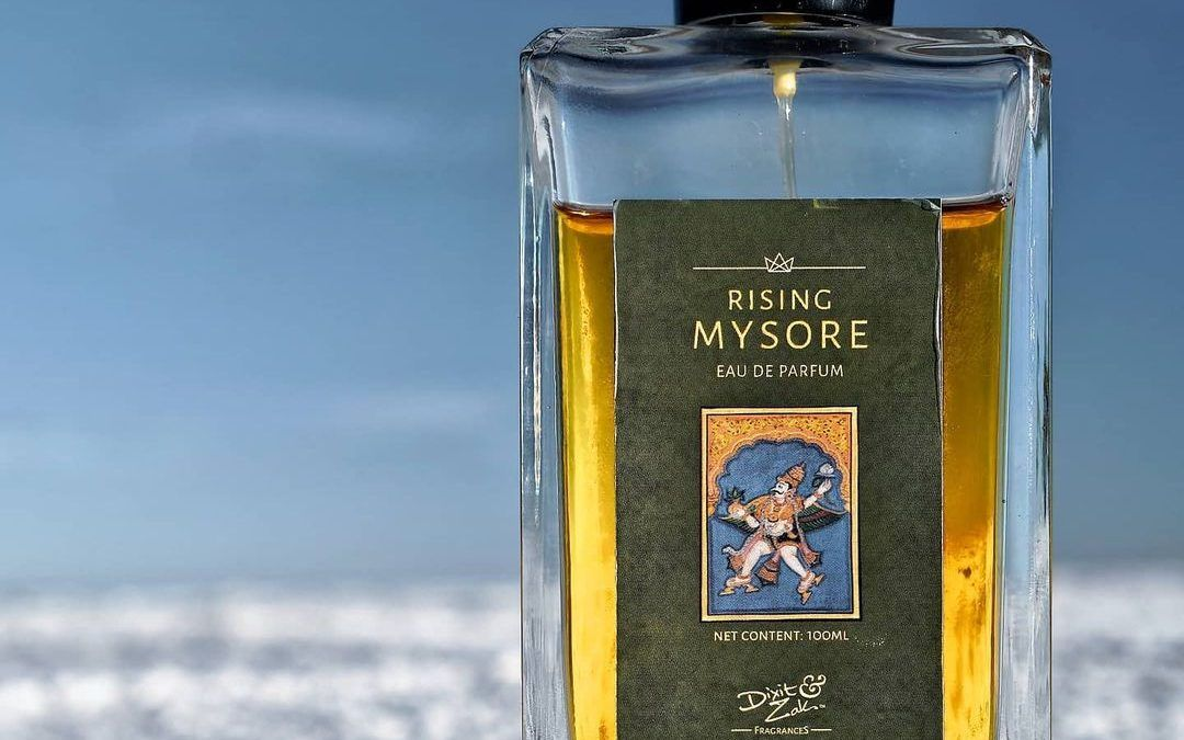 Rising Mysore and Musk Lave