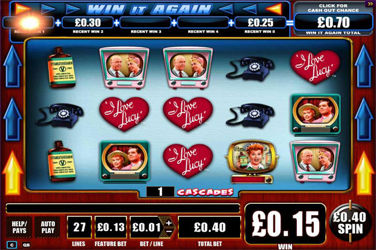I Love Lucy slot