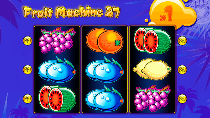 fruit-machine