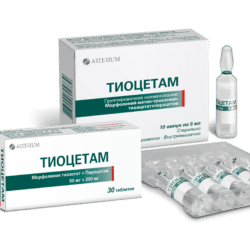 Тиоцетам для улучшения памяти