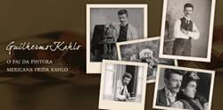 Guillermo Kahlo, além de ser pai da Frida, foi um extraordinário fotógrafo.