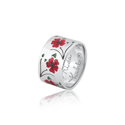 Coleção de anéis da Loja Frida Kahlo