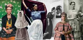Frida Kahlo é conhecida por sua monocelha e suas obras. Mas a sua vida conturbada também contém peculiaridades intrigantes.