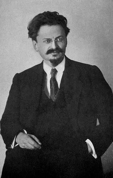 O comunista Leon Trotsky foi o amante mais famoso da pintora mexicana.