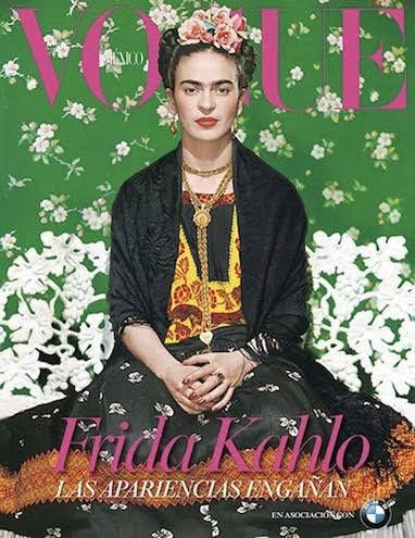 De forma póstuma, Frida Kahlo se tornou um ícone muito popular.