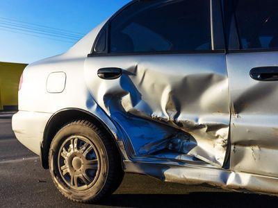 נזקי רכוש לרכב בתאונה