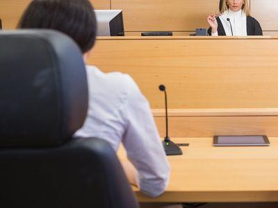דיון בבית באולם בית הדין לעבודה