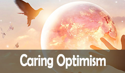Caring Optimism Hold Music
