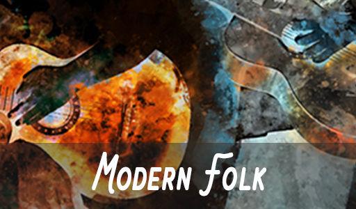 Modern Folk Globally Licensed Hold Music