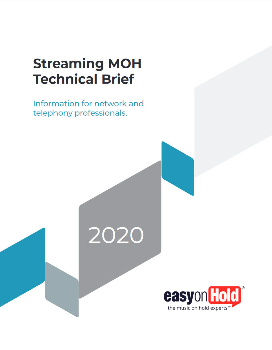 image of cover of the report, Streaming MOH