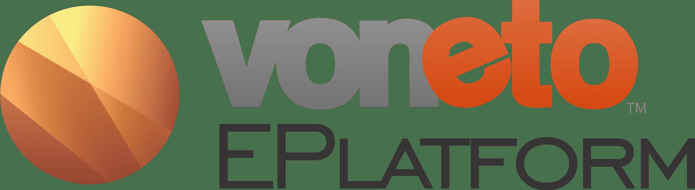 Voneto business communications logo