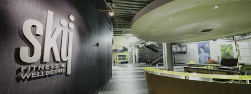 Sky Fitness facility entrance