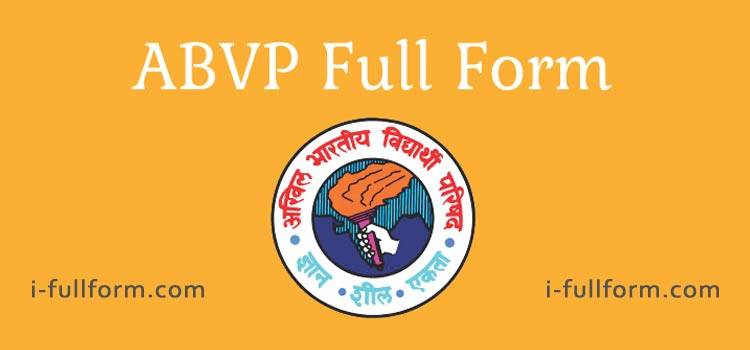 ABVP Full Form - What is ABVP?