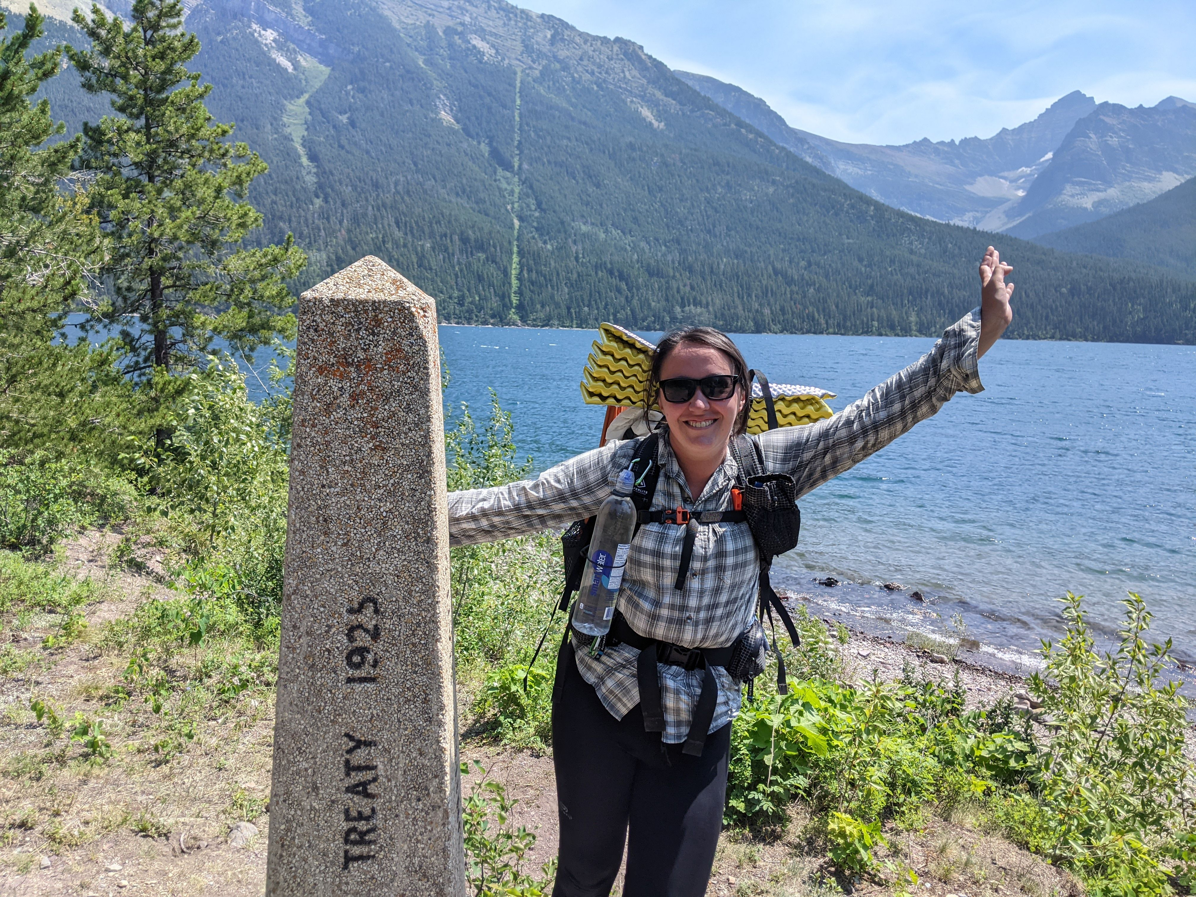 Great Divide Trail Section A: Heat, Hardship and Humility