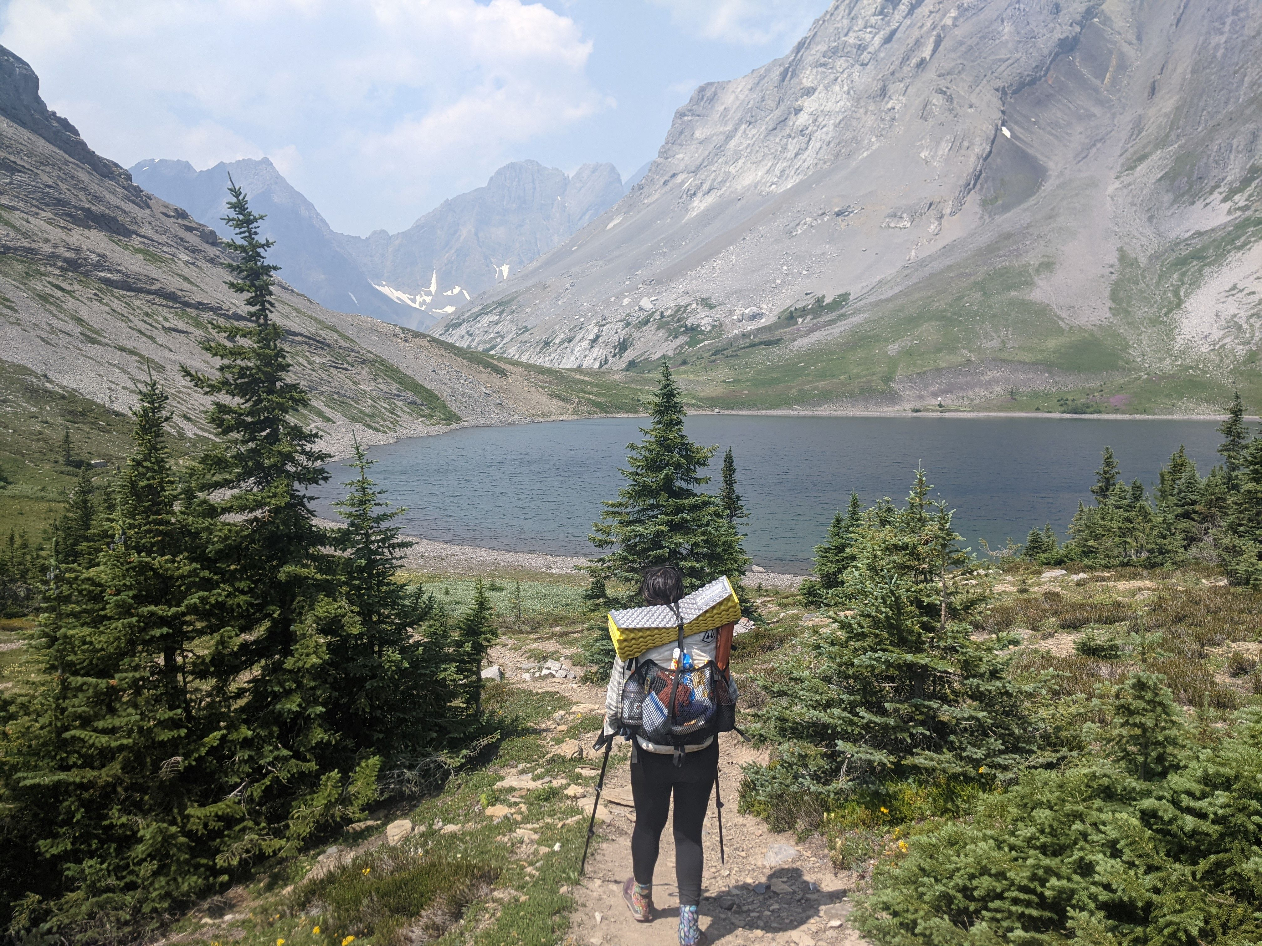 Great Divide Trail: Section B Beat Down and Section C Cruising