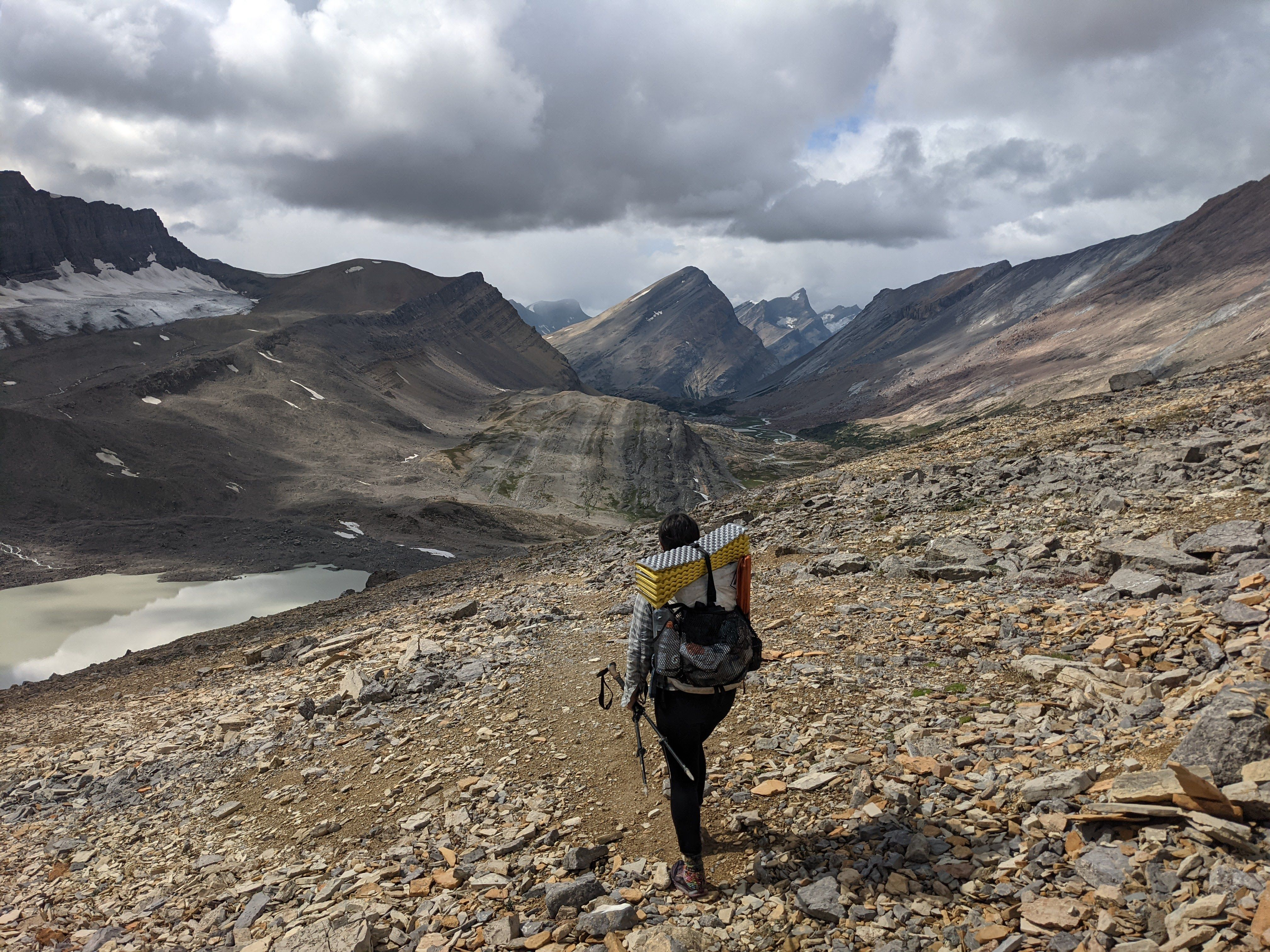 Great Divide Trail: Sections Delightful D and Exceptional E