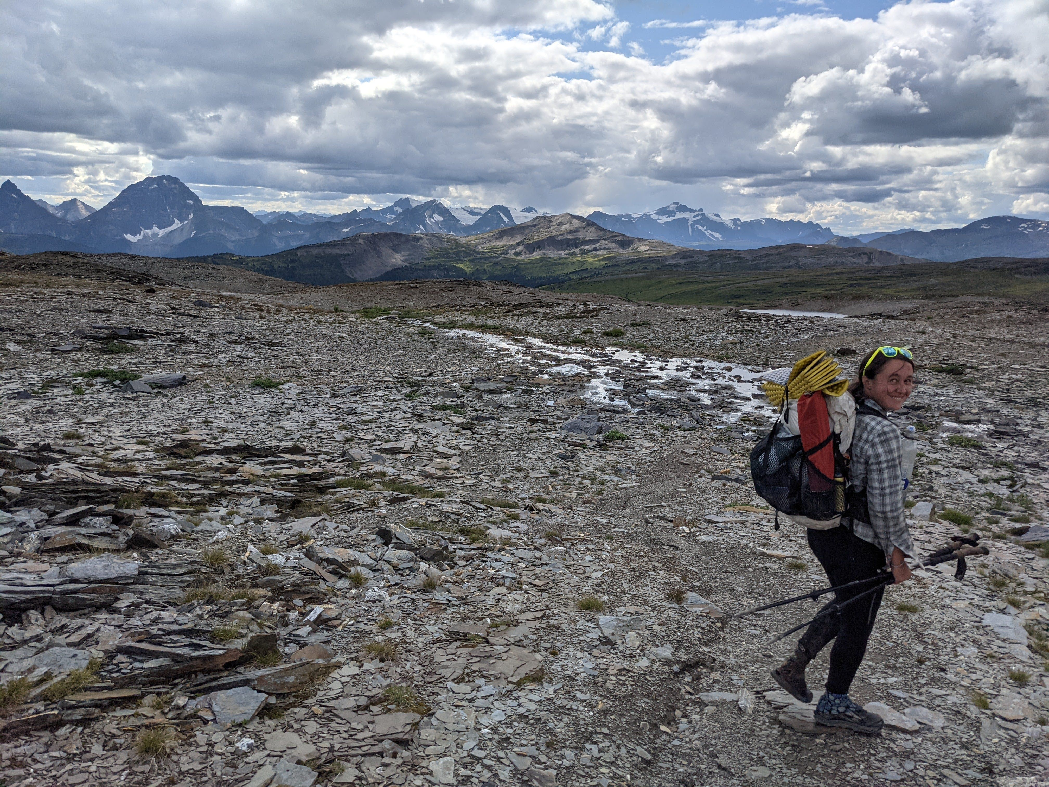 Great Divide Trail: Chown to the Snow