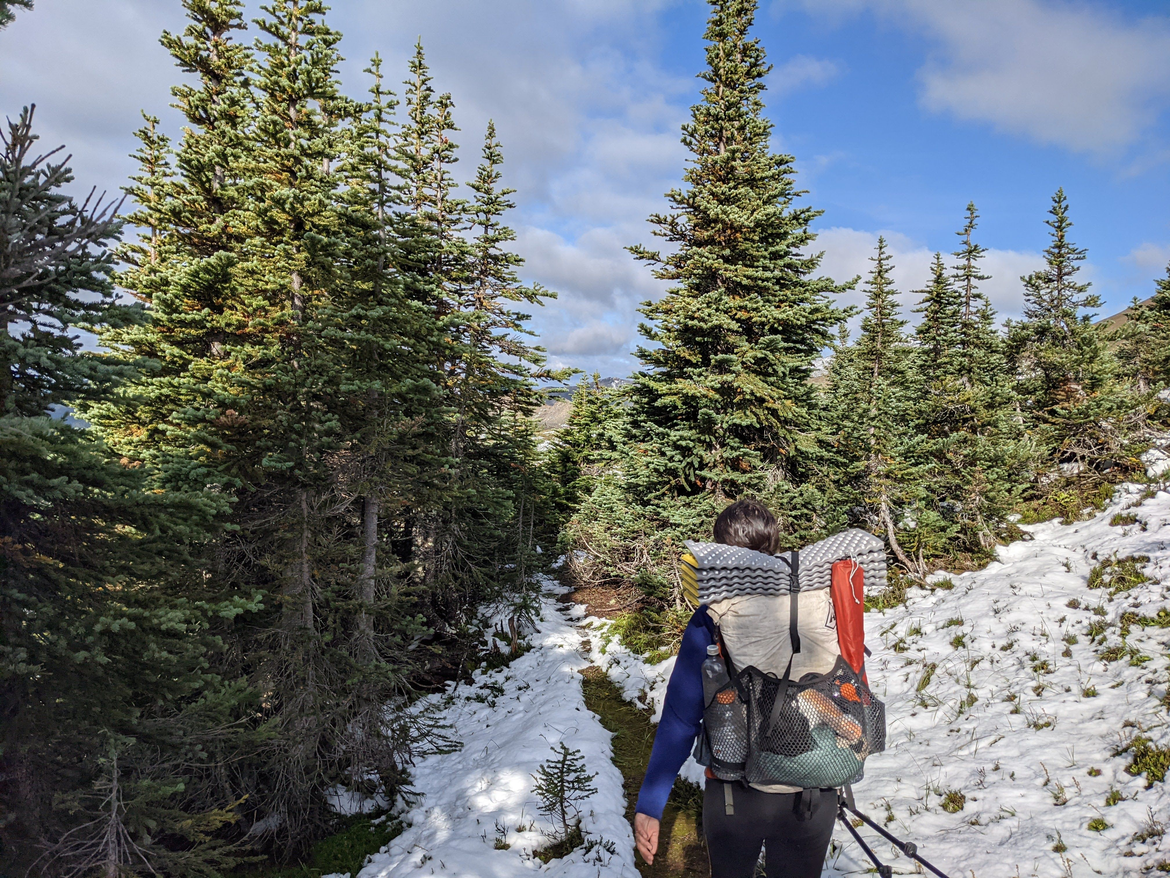 Great Divide Trail: The End