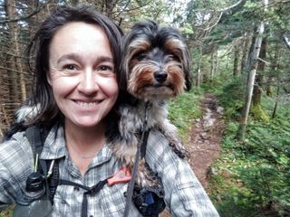 Want to Go for a Walk? Tips for Thru-Hiking with Dogs