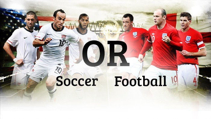 The real answer to: 'Soccer' or 'Football'?