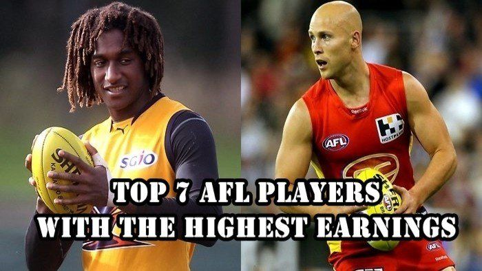 Top 7 AFL Players with the Highest Earnings