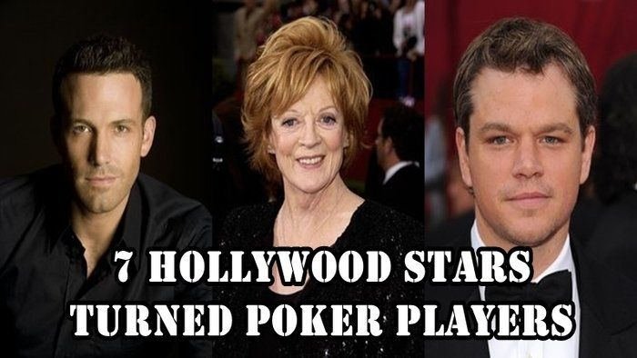 7 Hollywood Stars Turned Poker Players