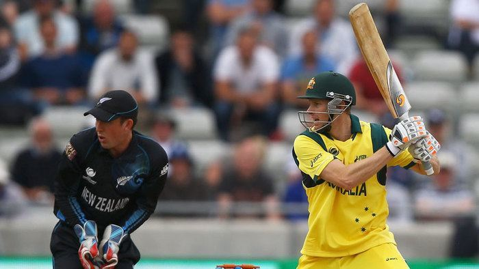 One Day International Results: New Zealand vs. Australia