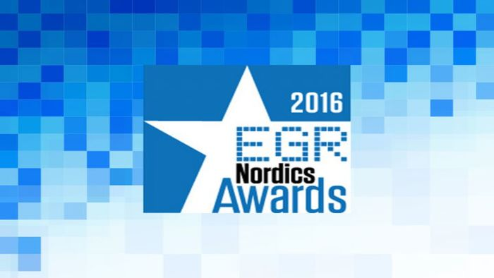 EGR 2016 Winners List