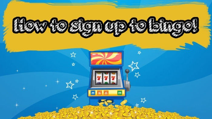 How to Sign Up at an Online Bingo Site