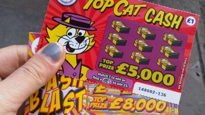 What You Can Win Playing Scratch Cards