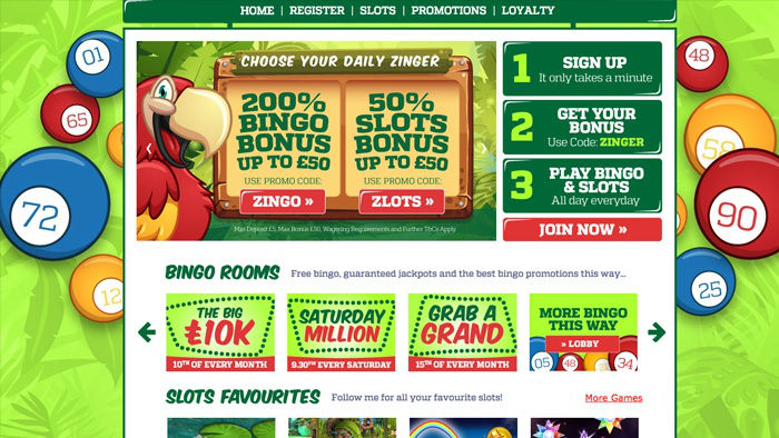 How to Choose the Bingo Site that's Right for You