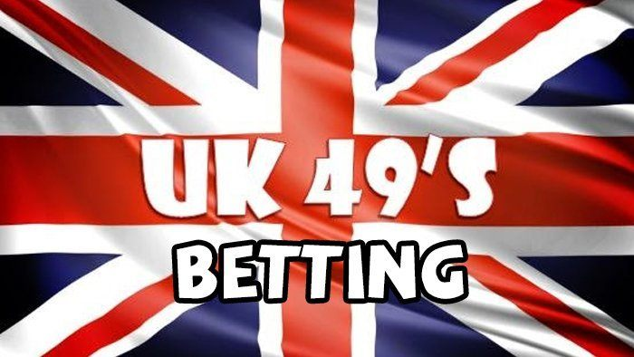 Betting on 49s Teatime Lotto Results