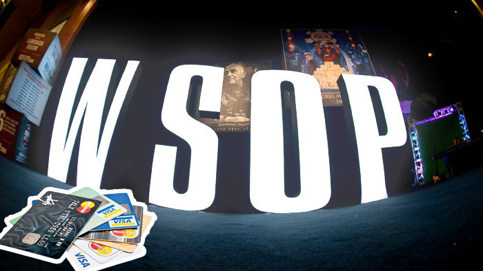 8 Credit Card Tips to Know Before Registering at a WSOP Event