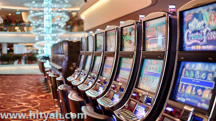 Advent of Online Slot Machines