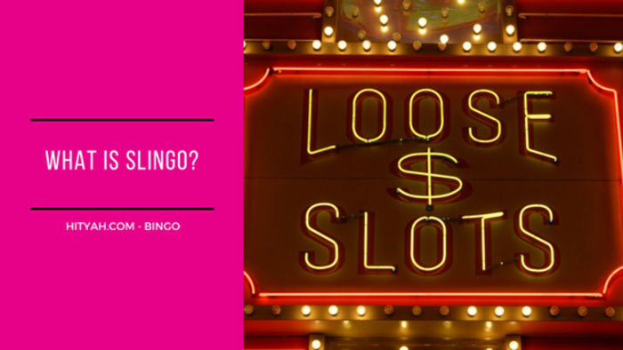 Slots and bingo give birth to Slingo