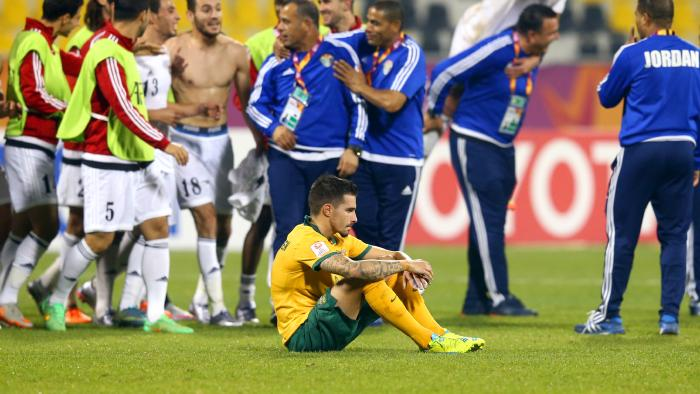 Australia's Olyroos miss out on Rio Olympics