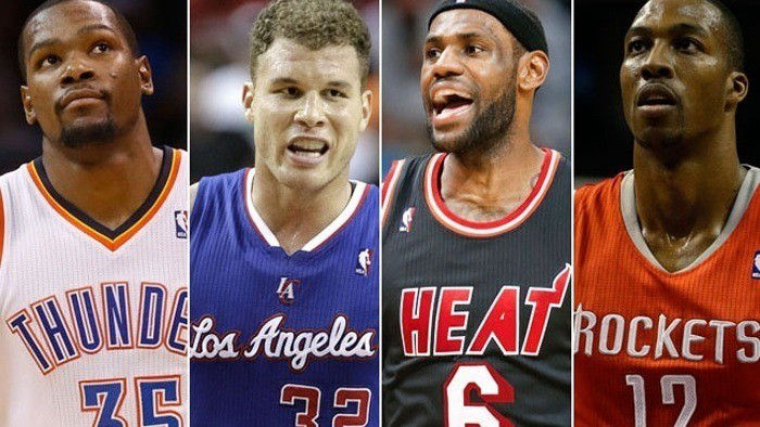 Top NBA teams with best totals winning percentages