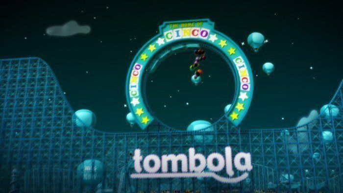 The Good Works of Bingo Giant tombola